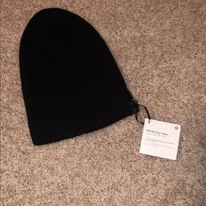 Lululemon Wool be Cozy Toque